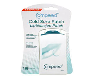 Compeed Cold Sore Patch - Home beautyontrial