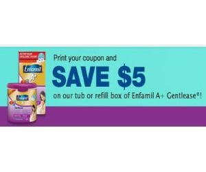 enfamil a+ coupons