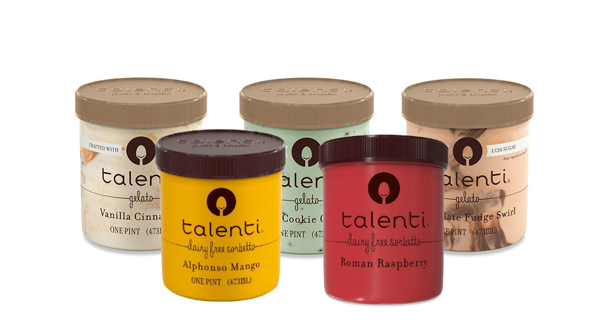 Talenti Gelato and Sorbetto Only $1.56 at Target