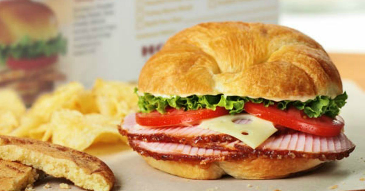 $7.99 Lunch Combo at Honey Baked Ham
