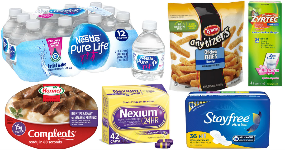 Over $25 in New Printable Coupons from This Weekend
