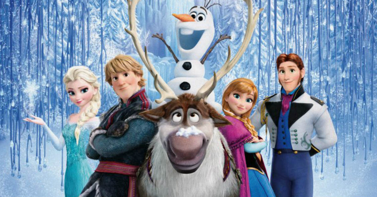 Free Frozen Story Time Kids Event at Target
