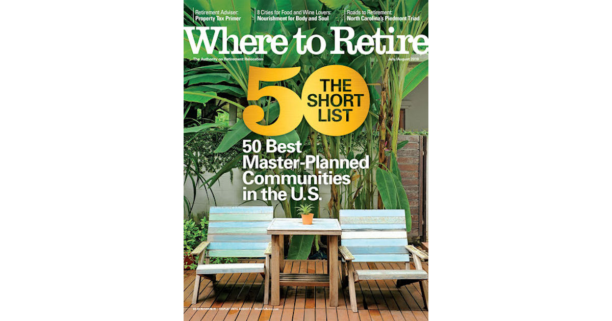 Where to Retire