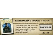 Railroad Tycoon Game