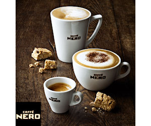 O2 Priority Free Hot Drink At Caffe Nero On 12th Free