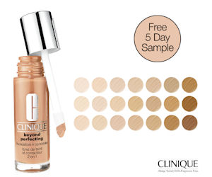 Clinique bonuses in the uk and ie january 2019.