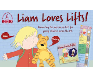 Liam Loves Lifts