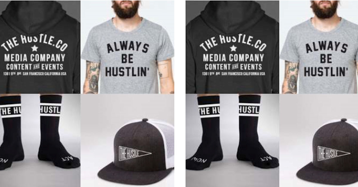Earn Free Gear from The Hustle